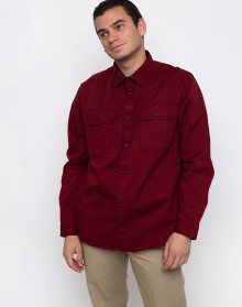 Patagonia Canyons Twill Oxide Red L