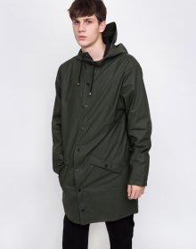 Rains Long Jacket 03 Green L/XL