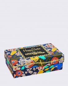 Happy Socks Wiz Khalifa Box Set XWIZ08-6000 36-40
