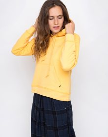 Obey ANNA HOOD Yellow L