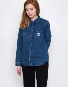 Carhartt WIP Salinac Blue stone washed S