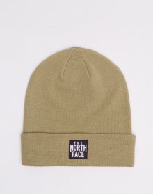 The North Face Dock Worker Beanie Kelp Tan/ TNF Black