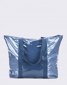 Rains LTD Tote Bag 90 Glossy Faded Blue