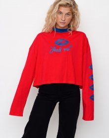 Lazy Oaf Feed me Red S/M