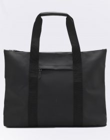 Rains Weekend Tote 01 Black
