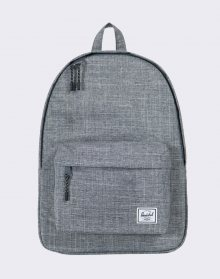 Herschel Supply Classic Raven Crosshatch