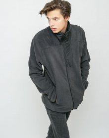 Herschel Supply Fleece Zip Up Black XL