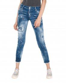 Jennifer Jeans DSQUARED2 | Modrá | Dámské | IT-42