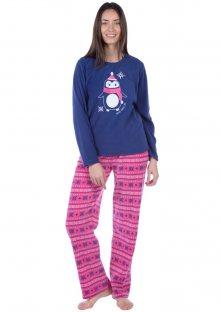Dámské pyžamo Fordville LN000816 M/L Tm. modrá
