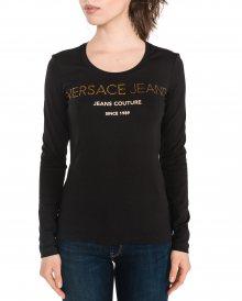 Triko Versace Jeans   Černá   Dámské   XS