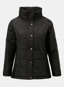 Černá zimní bunda Zizzi