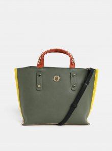 Zelená malá kabelka Tommy Hilfiger
