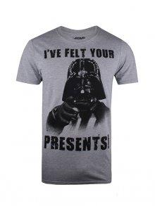 Christmas T-shirt Pánské tričko POMTS110HGY\n\n