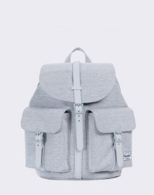 Herschel Supply Dawson X-Small Light Grey Crosshatch