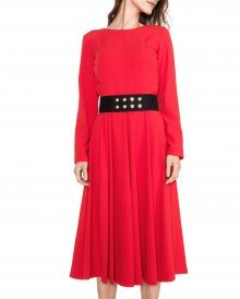 Tapaluca Šaty Silvian Heach | Červená | Dámské | XS