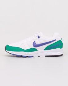 Nike Air Span II White/ Persian Violet- Neptune Green- Black 42
