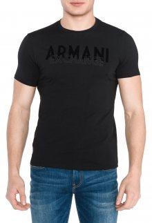 Triko Armani Exchange | Černá | Pánské | M