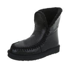 Dámské pohodlné zimní boty
