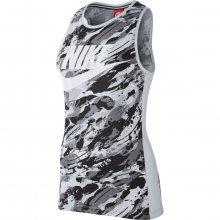 Nike W Nsw Tank Rck Grdn šedá M