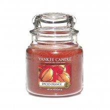 Yankee candle Svíčka Pomeranč se špetkou koření, 410 g, 169652\n\n