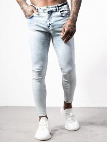 Džíny Blue DENIM Essential Jeans modrá světlá W30/L32