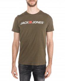 Corp Triko Jack & Jones | Zelená | Pánské | L