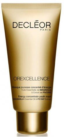 Decléor Koncentrovaná omlazující energizující maska na obličej Orexcellence (Energy Concentrate Youth Mask) 50 ml