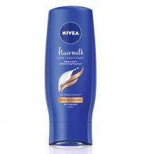 Nivea Pečující kondicionér s mléčnými proteiny pro silné vlasy Hairmilk (Care Conditioner) 200 ml