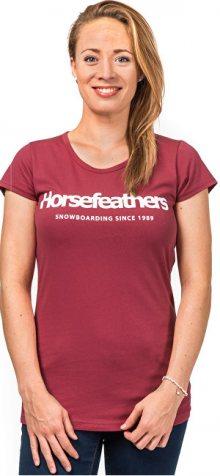 Horsefeathers Dámské triko Neva Rose SW692C S