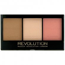 Makeup Revolution London Ultra Sculpt & Contour Kit make-up c01 ultra fair 11 g