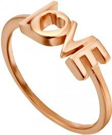 Esprit Bronzový prsten Love Amory ESRG0023131 57 mm