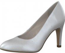 Tamaris Elegantní dámské lodičky 1-1-22451-38 White 40
