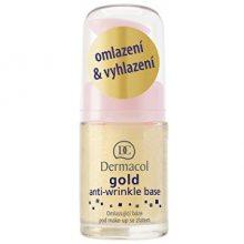 Dermacol Omlazující báze pod make-up se zlatem (Gold Anti-Wrinkle Base) 15 ml