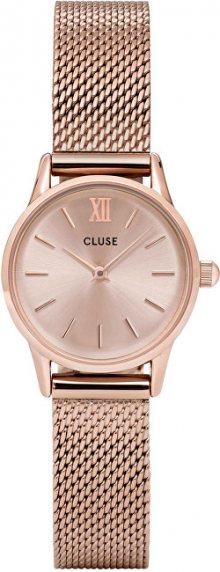 Cluse La Vedette Mesh Full Rose Gold CL50002