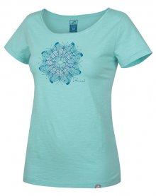 Hannah Dámské triko Kaira Aruba blue 36