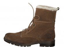 s.Oliver Dámské kotníkové boty Cognac 5-5-26106-21-305 38