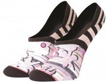 Stance Dámské kotníčkové ponožky Santorini Black W115A18SAN-BLK 35-37