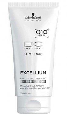 Schwarzkopf Professional Zkrášlující vlasová kúra pro zralé vlasy BC Bonacure Excellium (Beautifying Treatment) 150 ml