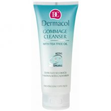 Dermacol Čisticí gel na obličej (Gommage Cleanser with Tea Tree Oil) 100 ml