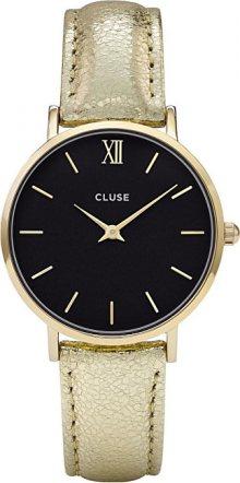 Cluse MinuitGold Black/Gold Metallic CL30037