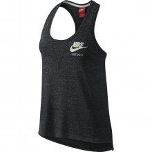 Nike Gym Vintage Tank černá M
