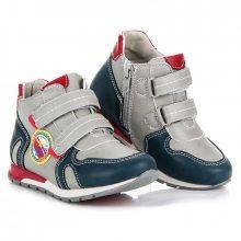 AMERICAN CLUB Dětská kotníčková obuv 5318-0BL/LT.G
