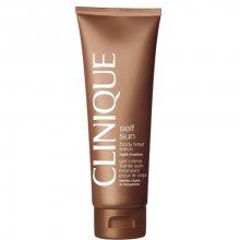 Clinique Samoopalovací tělové mléko Self Sun (Body Tinted Lotion) 125 ml Light Medium