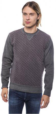 GAS Pánský svetr Grey Dust 552197 186060 S