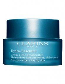 Clarins Hydratační bohatý krém pro velmi suchou pleť Hydra Essentiel (Rich Cream) 50 ml