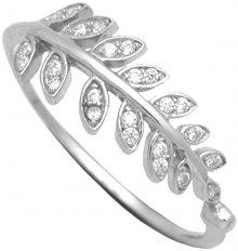 Brilio Silver Stříbrný prsten se zirkony 31G3031 54 mm