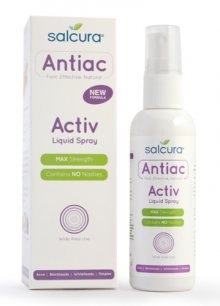 Salcura Protizánětlivý sprej pro problematickou pleť (Antiac Activ Liquid Spray) 100 ml
