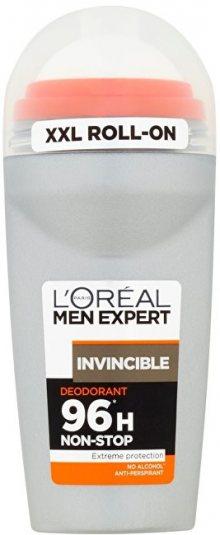 L´Oréal Paris Kuličkový deodorant pro muže Men Expert Invincible 50 ml