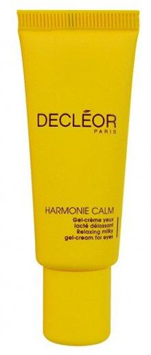 Decléor Harmonie Calm oční gel proti otokům a tmavým kruhům (Relaxing Milky Gel-Cream for Eyes) 15 ml