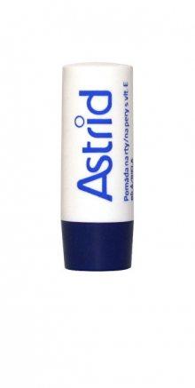 Astrid Pomáda na rty s vitamínem E - bílá 3 g